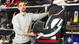 Автокресло – безопасное и комфортное приспособление для деток разного возраста!
